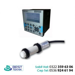 Açık Kanal Ultrasonik Debimetre