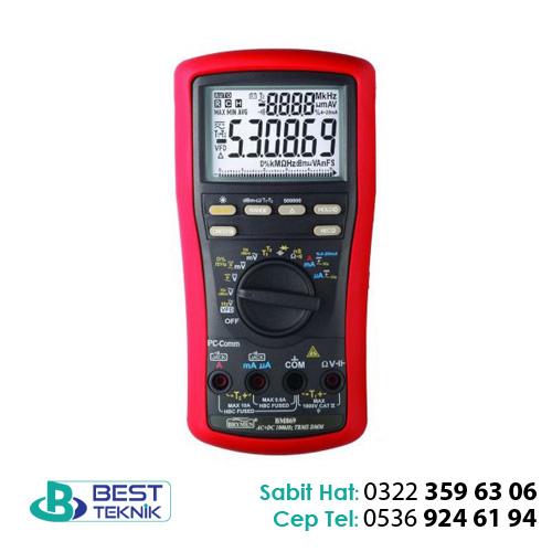 Brymen BM-867s – True Rms Multimetre
