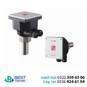 Daldırma Tip Elektromanyetik Debimetre (Göstergesiz)