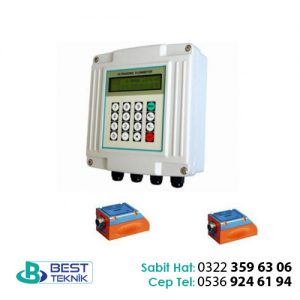 Sabit Tip Ultrasonik Debimetre