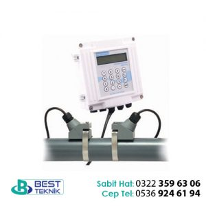 Sabit Ultrasonik Debimetre TTCL