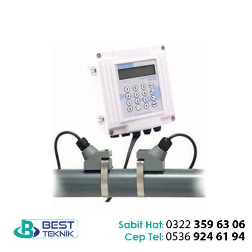 Sabit Ultrasonik Debimetre TTCL