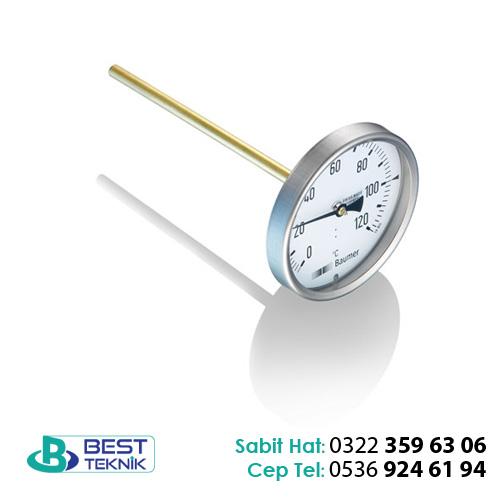 TB40 – TB63 Serisi Bimetal Termometre