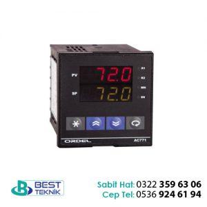 ORDEL AC771 Gelişmiş Kontrol Cihazları