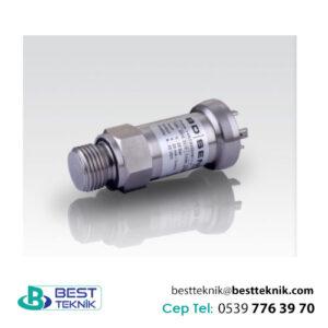 BD SENSORS DMP 457 Flush Diyaframlı Basınç Transmitteri